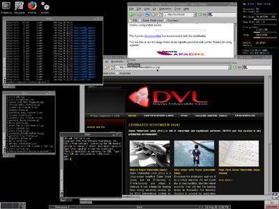 Captura de DVN