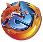 IE y Firefox
