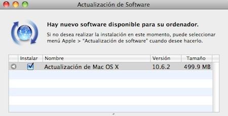 Mac OS X 10.6.2