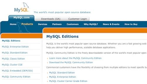 Mysqlweb