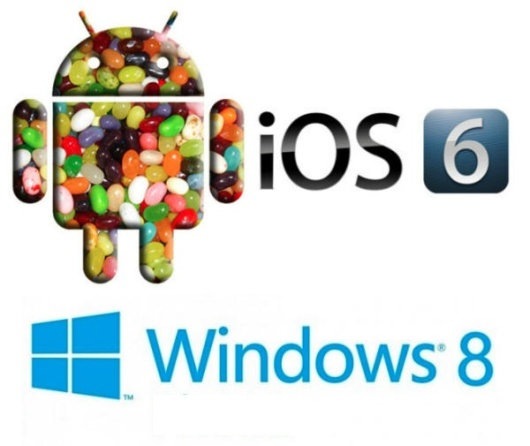 windows 8 e ios 6