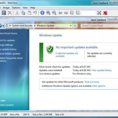 Problemas con actualización en Windows 7