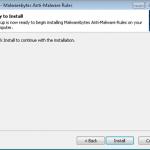 Malware Anti-Malware  2(1)