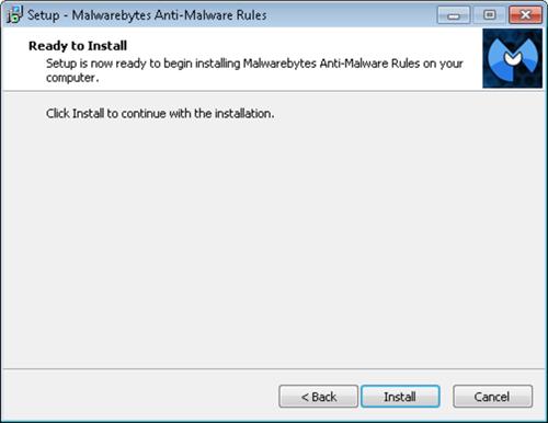 Malware Anti-Malware