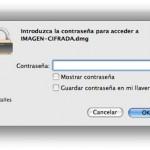 Cifrar archivos en Mac OS 1