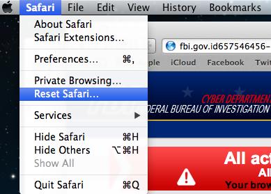 Safari Ransomware 2
