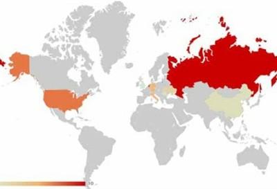 América Latina ahora figura en el mapa del Ciberdelito de McAfee