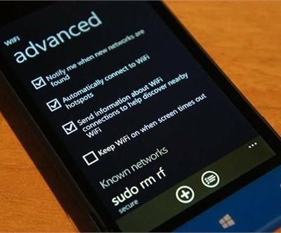 Delicuentes roban información en Windows Phone
