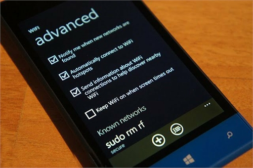 Delicuentes roban información en Windows Phone