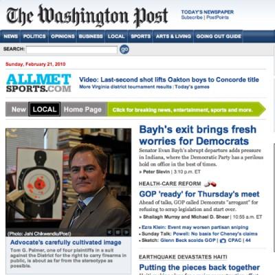 Los hackers atacan The Washington Post y CNN