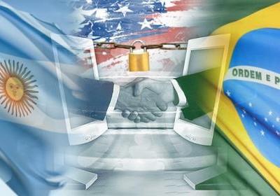 Espionaje a diplomáticos, Brasil en la mira