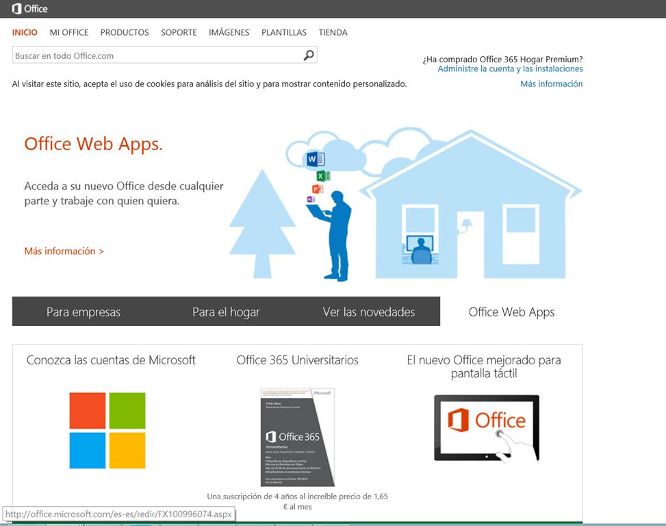 Office 365 seguridad 2