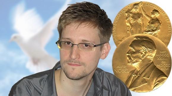Edward Swoden Premio Nobel de la Paz 2