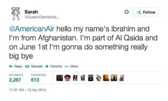 La niña que fingió ser de Al Qaeda