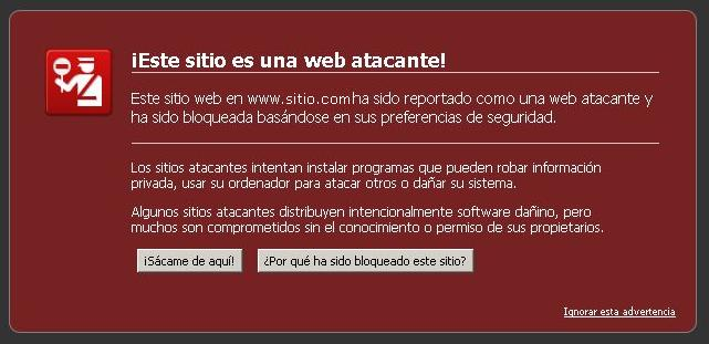 sitios web vulnerables 2
